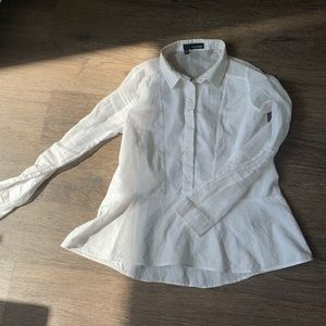 2 for $30 The Kooples white shirt